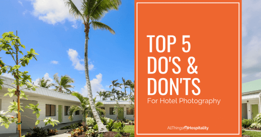 hotel exterior image with top 5 do's and don'ts